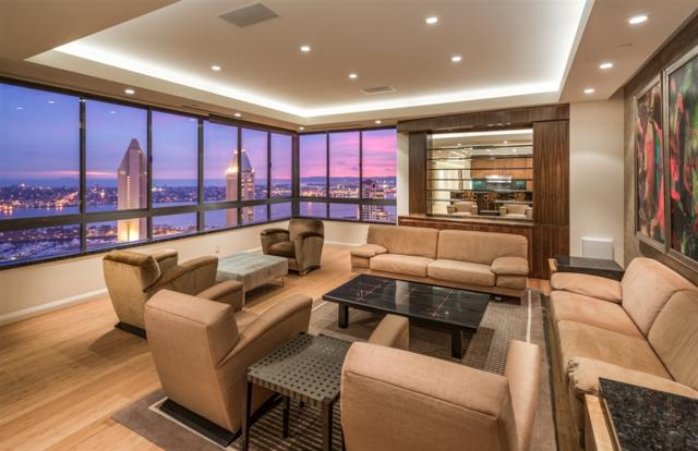 700 Front St #2603, San Diego, CA 92101 (#180067552) :: Welcome to San Diego Real Estate
