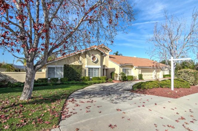 13958 Arbolitos Dr, Poway, CA 92064 (#180067558) :: Whissel Realty