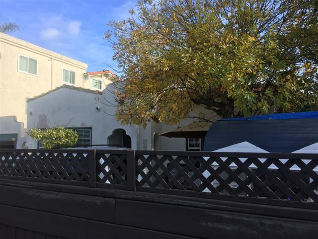 319 Rosecrans St, San Diego, CA 92106 (#180067574) :: Welcome to San Diego Real Estate
