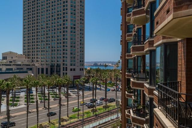 500 W Harbor Drive #708, San Diego, CA 92101 (#180067612) :: Welcome to San Diego Real Estate