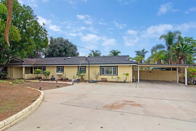 1585 Hidden Mesa Rd, El Cajon, CA 92019 (#180067642) :: The Houston Team   Compass