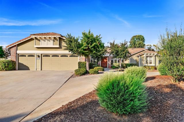 15817 Cumberland Dr, Poway, CA 92064 (#180067667) :: Whissel Realty