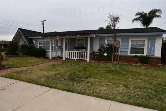 1562 Richandave Ave, El Cajon, CA 92019 (#180067703) :: Keller Williams - Triolo Realty Group