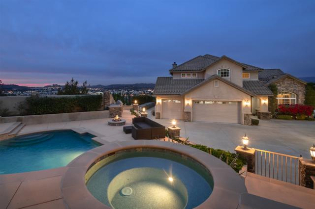 1721 Sal Glen, Escondido, CA 92029 (#180067837) :: Steele Canyon Realty