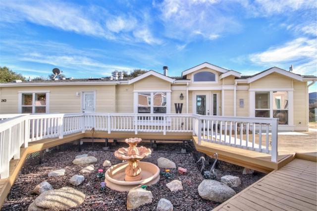 35109 Highway 79 243 & 244, Warner Springs, CA 92086 (#180068552) :: Neuman & Neuman Real Estate Inc.
