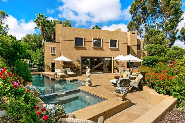 136 Hummingbird Hill, Encinitas, CA 92024 (#180068565) :: Steele Canyon Realty