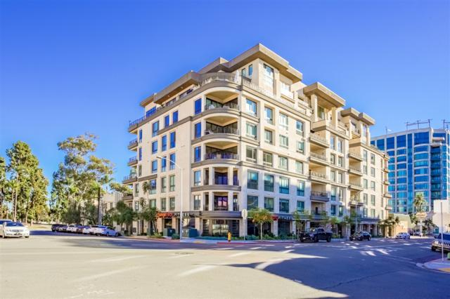 2665 5Th Ave #208, San Diego, CA 92103 (#190000111) :: Coldwell Banker Residential Brokerage