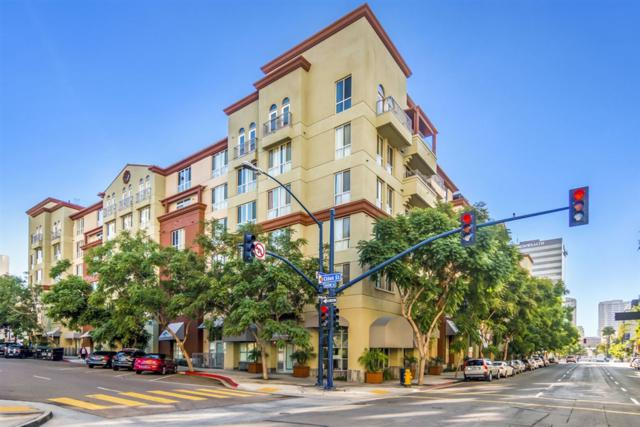 1501 Front St #310, San Diego, CA 92101 (#190000695) :: The Yarbrough Group