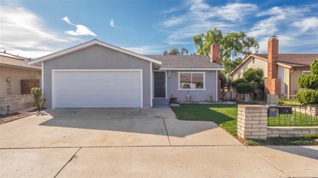 7411 Skyline Dr, San Diego, CA 92114 (#190000714) :: Coldwell Banker Residential Brokerage