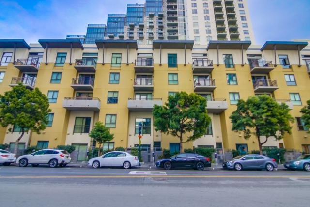 1277 Kettner Blvd #306, San Diego, CA 92101 (#190000908) :: Coldwell Banker Residential Brokerage