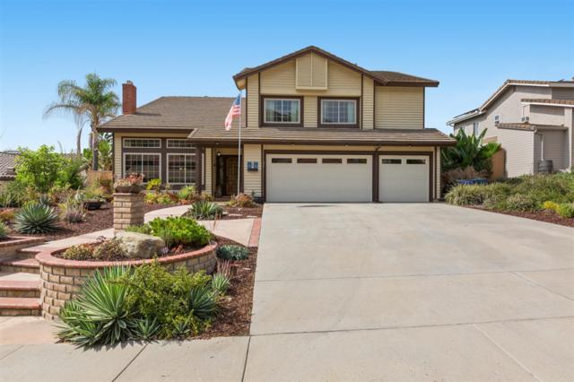 14802 Oakline Road, Poway, CA 92064 (#190000927) :: Whissel Realty