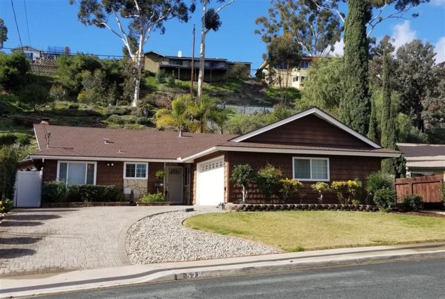 528 La Sombra Dr., El Cajon, CA 92020 (#190001354) :: Steele Canyon Realty