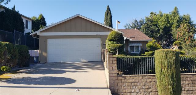 220 Worthington Street, Spring Valley, CA 91977 (#190001453) :: Steele Canyon Realty