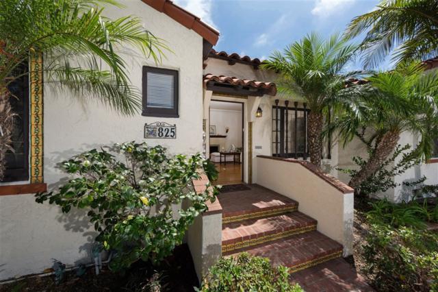 825-827 Olive Avenue, Coronado, CA 92118 (#190001678) :: The Yarbrough Group