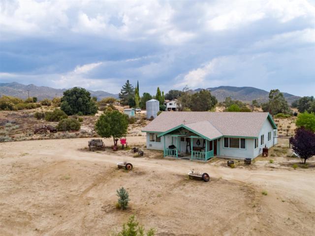 31673 Chihuahua Valley Rd, Warner Springs, CA 92086 (#190001707) :: Neuman & Neuman Real Estate Inc.