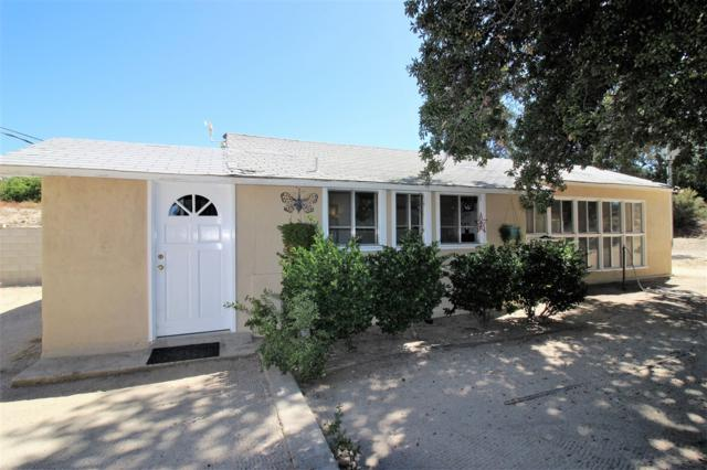 2458 Miller Valley Rd., Pine Valley, CA 91962 (#190001729) :: Whissel Realty