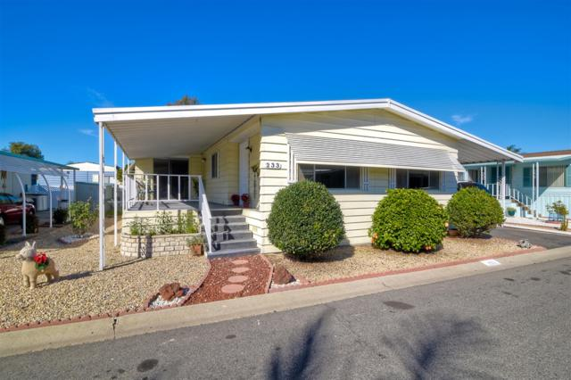 200 N El Camino Real Spc 233, Oceanside, CA 92058 (#190001743) :: Neuman & Neuman Real Estate Inc.