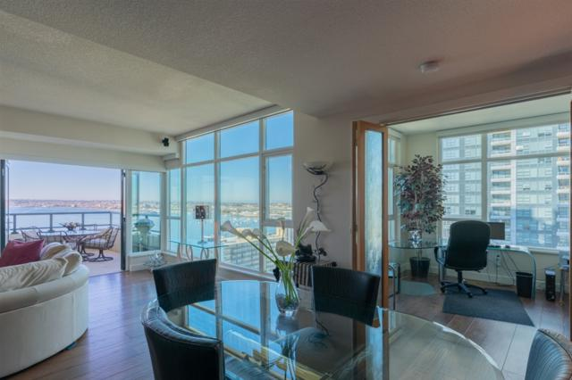 1205 Pacific Hwy #2102, San Diego, CA 92101 (#190001938) :: Whissel Realty