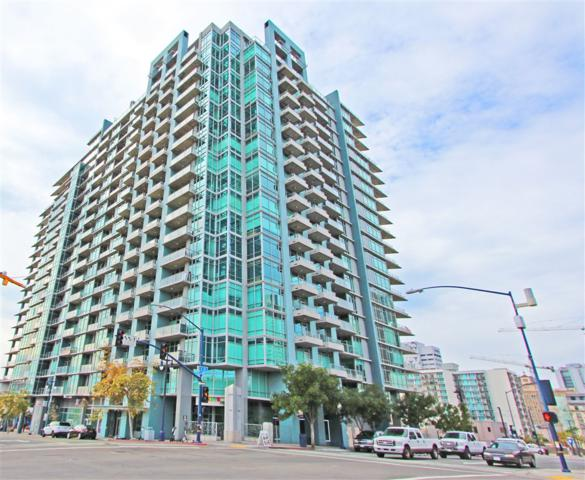 1080 Park Blvd #605, San Diego, CA 92101 (#190002080) :: PacifiCal Realty Group