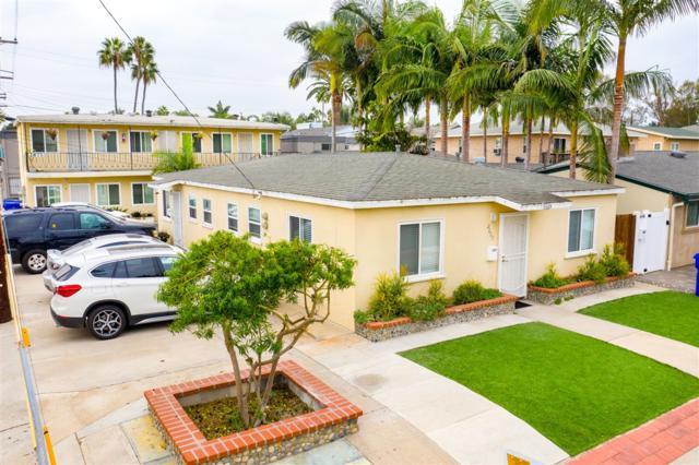 2669-2673 Magnolia Avenue, San Diego, CA 92109 (#190002158) :: Whissel Realty