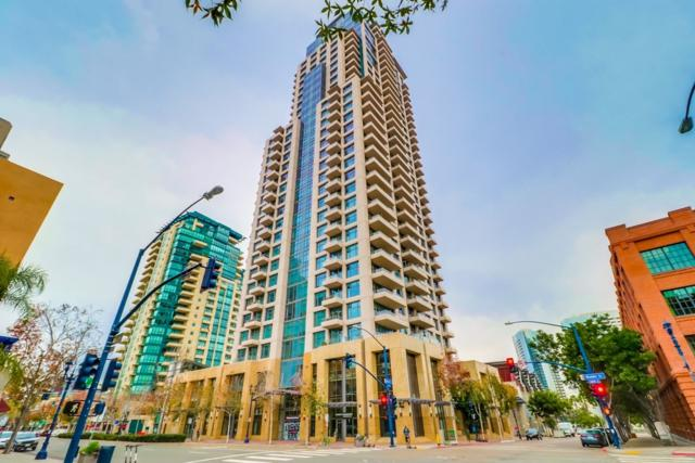 550 Front St #2402, San Diego, CA 92101 (#190002255) :: Kim Meeker Realty Group