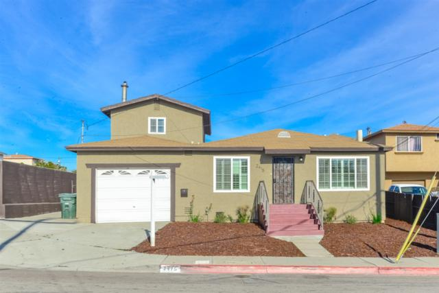 2415 E 20th St, National City, CA 91950 (#190002325) :: Steele Canyon Realty