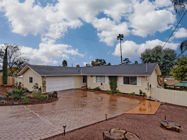 920 Hillpark Ln., Fallbrook, CA 92028 (#190002350) :: Steele Canyon Realty