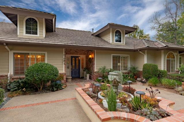 1059 Schuller Ln., Fallbrook, CA 92028 (#190002456) :: Steele Canyon Realty