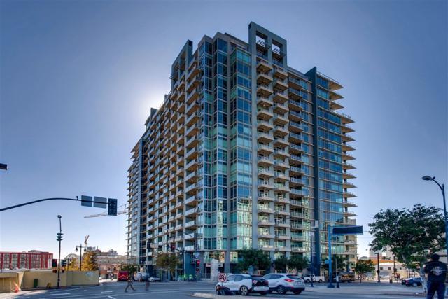 1080 Park Blvd #1301, San Diego, CA 92101 (#190002560) :: Coldwell Banker Residential Brokerage