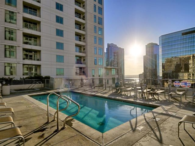 425 W Beech St #720, San Diego, CA 92101 (#190002714) :: The Yarbrough Group
