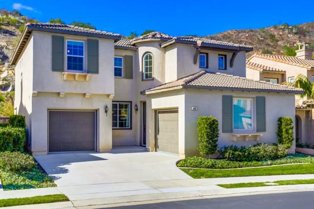 592 Via Del Caballo, San Marcos, CA 92078 (#190002770) :: Ascent Real Estate, Inc.