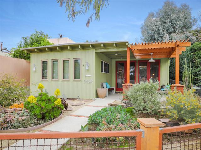 5429 Bellevue Avenue, La Jolla, CA 92037 (#190002787) :: Neuman & Neuman Real Estate Inc.