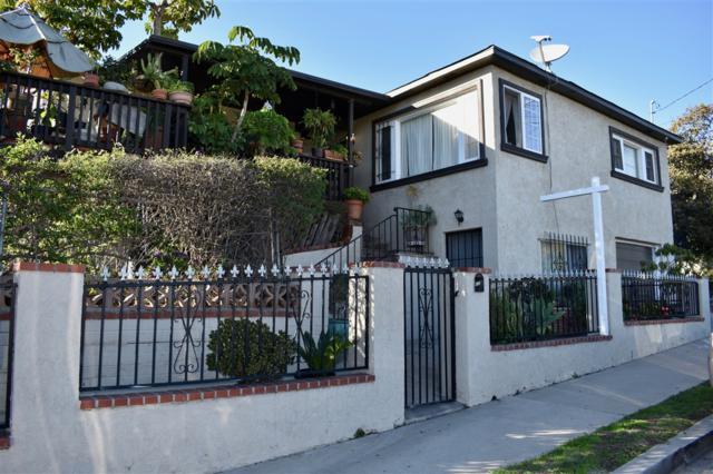 432 S Bancroft St, San Diego, CA 92113 (#190002834) :: Ascent Real Estate, Inc.