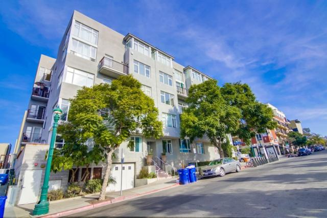 602 W Fir Street #302, San Diego, CA 92101 (#190002870) :: The Yarbrough Group