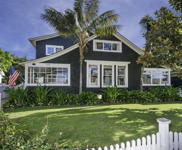 921 A Ave, Coronado, CA 92118 (#190002953) :: The Yarbrough Group