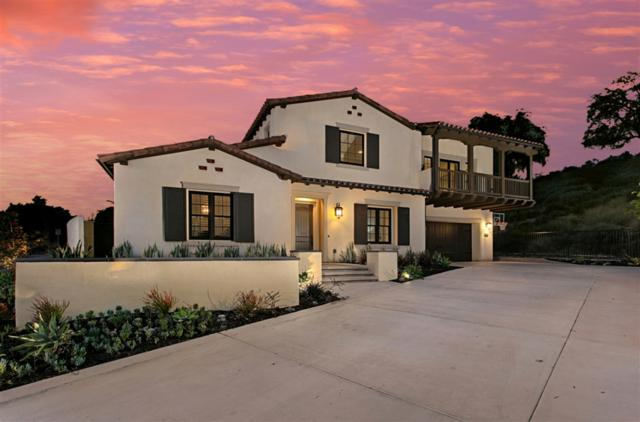 7922 Silvery Moon Lane, Rancho Santa Fe, CA 92067 (#190002981) :: The Yarbrough Group