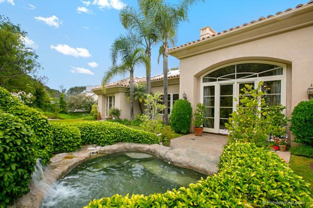6311 Clubhouse Drive, Rancho Santa Fe, CA 92067 (#190003085) :: The Yarbrough Group