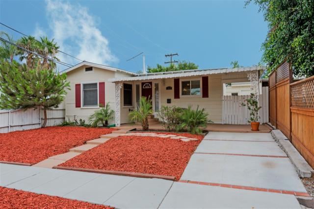 3207 Collier, San Diego, CA 92116 (#190003209) :: KRC Realty Services