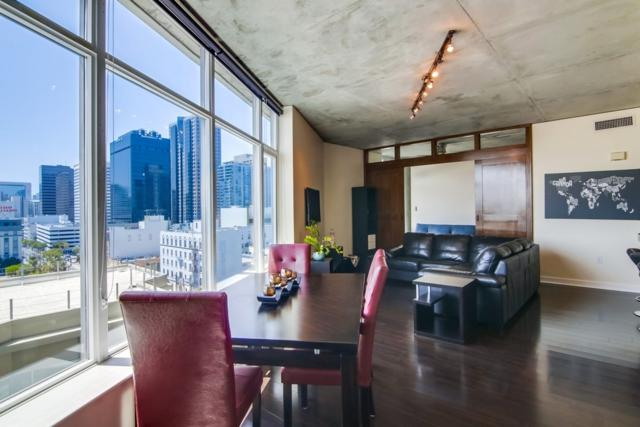 1080 Park Blvd #802, San Diego, CA 92101 (#190003272) :: Be True Real Estate