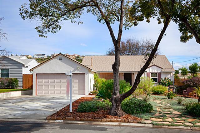 3865 Carancho St, La Mesa, CA 91941 (#190003414) :: Pugh | Tomasi & Associates