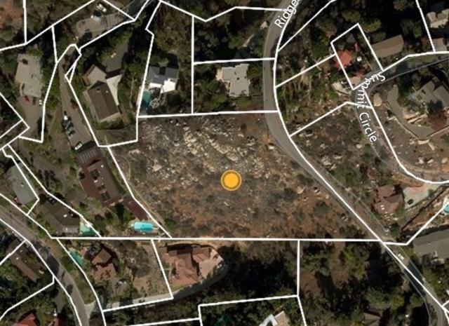 0 Ridgecrest Dr. #0, La Mesa, CA 91941 (#190003548) :: KRC Realty Services