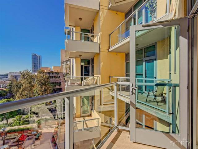 253 10Th Ave #628, San Diego, CA 92101 (#190003642) :: Kim Meeker Realty Group