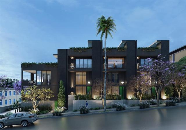 582 W Laurel, San Diego, CA 92101 (#190003654) :: Coldwell Banker Residential Brokerage