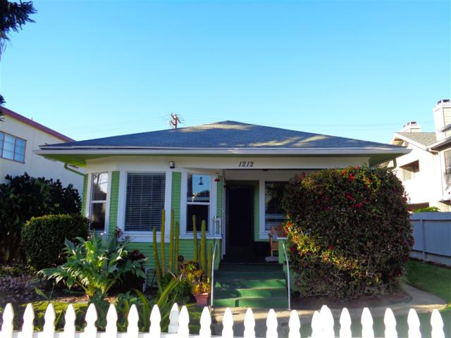 1210-16 Essex St, San Diego, CA 92103 (#190003719) :: PacifiCal Realty Group