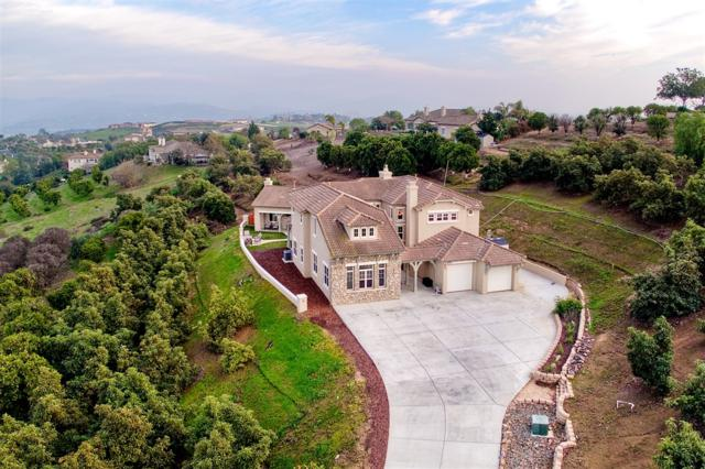 5006 Hill Ranch Dr, Fallbrook, CA 92028 (#190003734) :: Whissel Realty