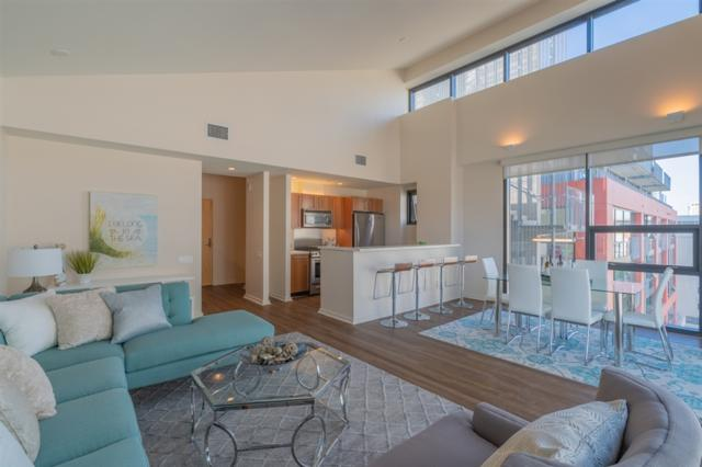 350 11th Avenue #923, San Diego, CA 92101 (#190003752) :: Coldwell Banker Residential Brokerage