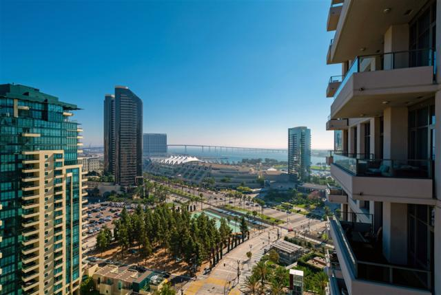 550 Front Street #1704, San Diego, CA 92101 (#190003770) :: Keller Williams - Triolo Realty Group
