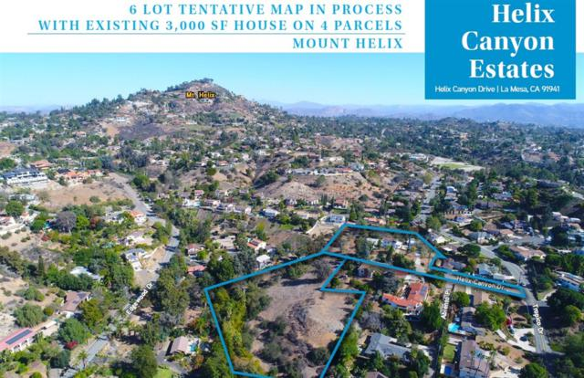 4343 Helix Canyon, La Mesa, CA 91941 (#190003781) :: Neuman & Neuman Real Estate Inc.