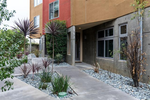 465 S Cleveland St #103, Oceanside, CA 92054 (#190003784) :: Impact Real Estate