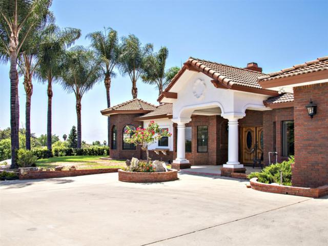 624 Hillcrest Ln, Fallbrook, CA 92028 (#190003839) :: Allison James Estates and Homes